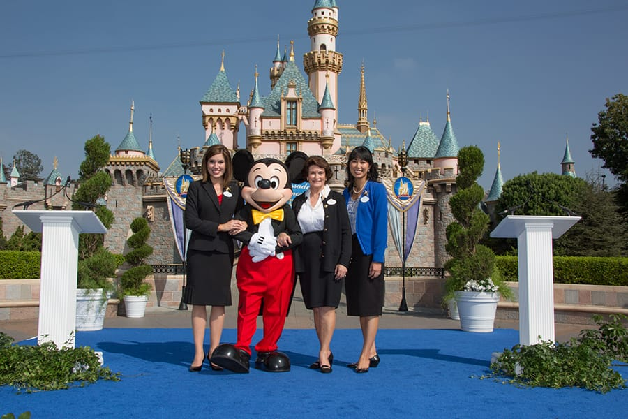 First Disney Ambassador Julie Reihm Casaletto Welcomes New