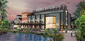 Morimoto Asia, BOATHOUSE Dining Experiences Coming to Disney Springs in 2015