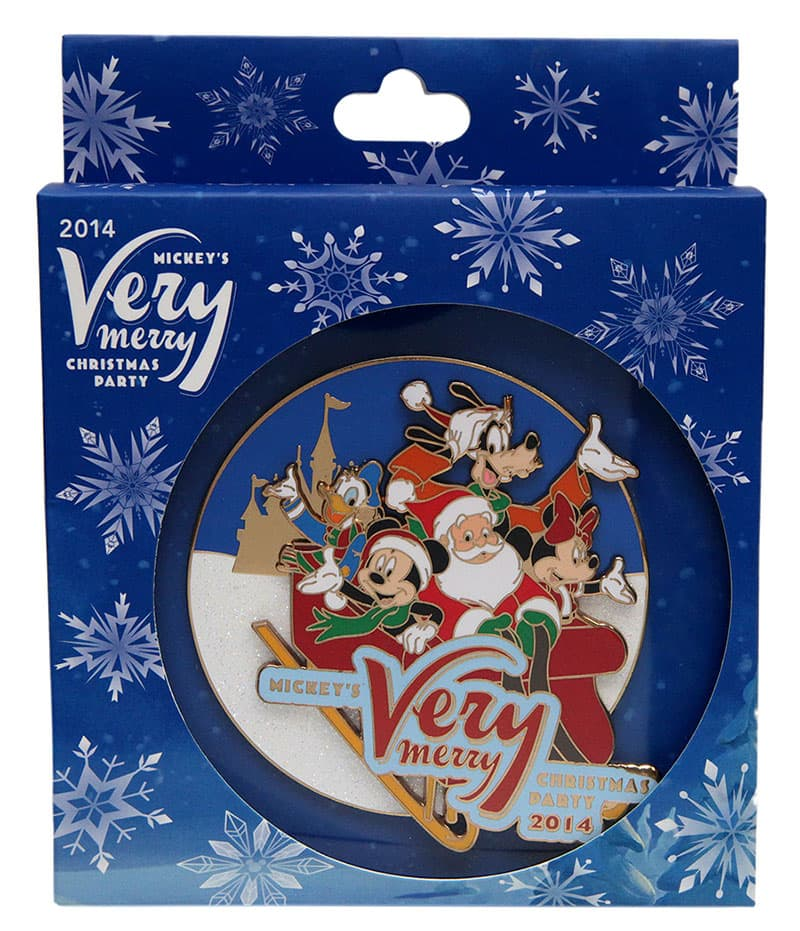 New Merchandise For Mickey\'s Very Merry Christmas Party at Magic ...