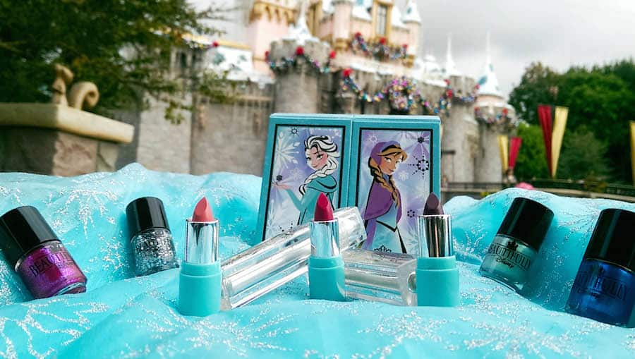 The Beautifully Disney 'Frozen' Collection Debuts at Disney Parks