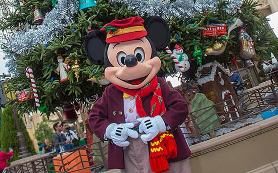 Image result for california adventure buena vista christmas
