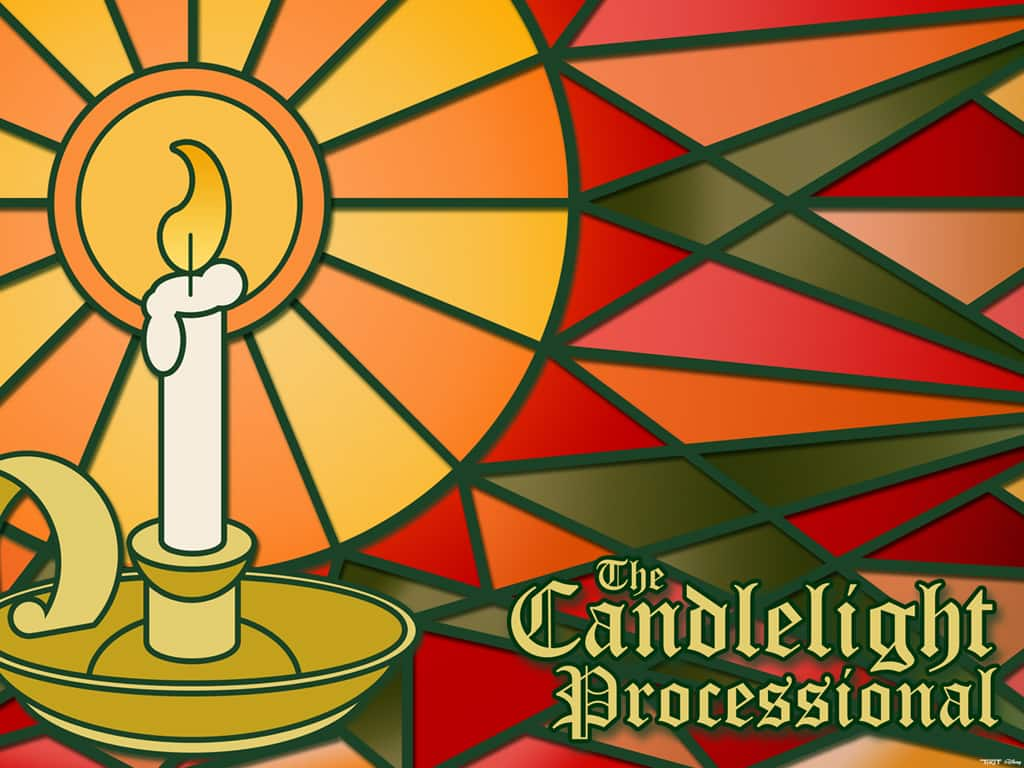 Candlelight Processional at Epcot Wallpaper
