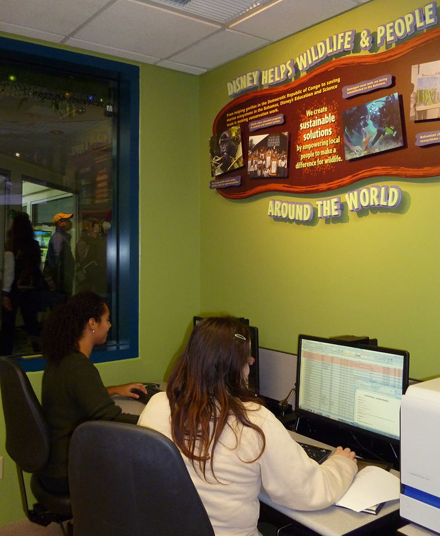 Image of: Educational In The Newly Renovated And Renamed Science Center Disney Parks Wildlife Wednesday science Rules In The Newly Renovated And