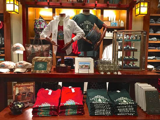 First Look At New Disney S Grand Californian Hotel Spa Merchandise