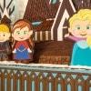 Disney Magic Creates Spectacular 'Frozen' Gingerbread Castle at Walt Disney World Resort