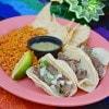 Street-style Tacos at Paradise Garden Grill at Disney California Adventure Park