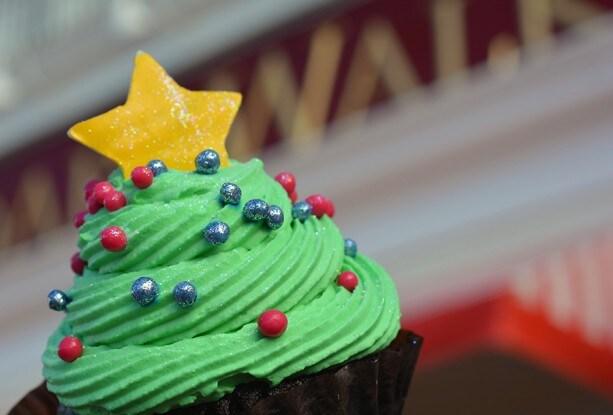 BoardWalk Cupcake