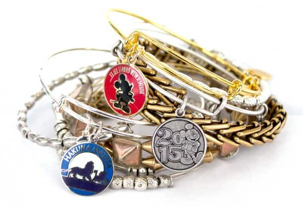 New ALEX AND ANI Bangles Debut in Time for the Holidays at Disney Parks