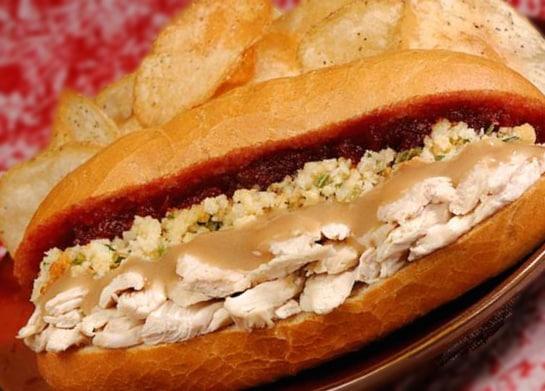 GF Holiday Turkey Sandwich 2014a