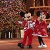 Hong Kong Disneyland Celebrates 'Disney Sparkling Christmas'