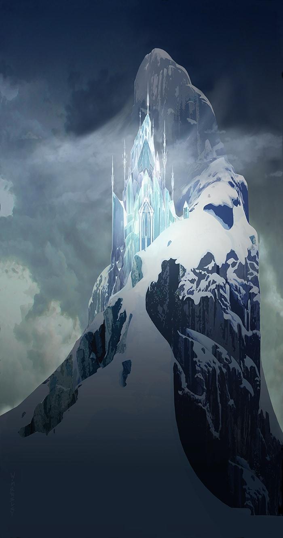 The Snow Queens – Art of Ice Exhibit Adds More 'Frozen' to Disneyland Park