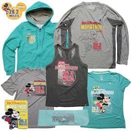 New Merchandise for the 2015 Walt Disney World Marathon Weekend