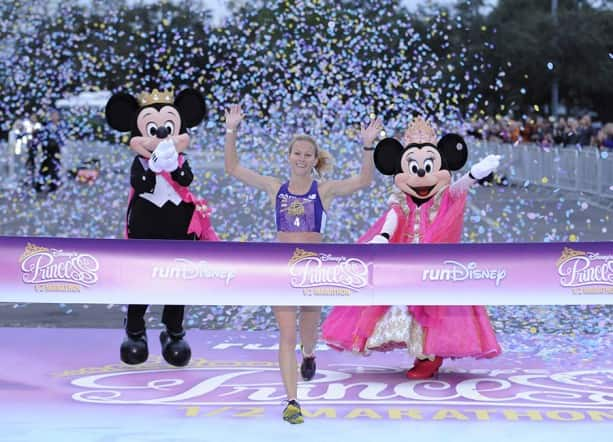 PRINCESS HALF MARATHON AT DISNEY WORLD