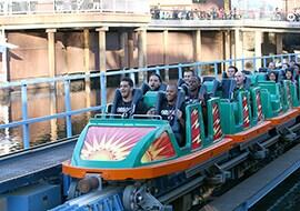 2015 Rose Bowl Teams, Florida State Seminoles and Oregon Ducks, Visit Disneyland Resort