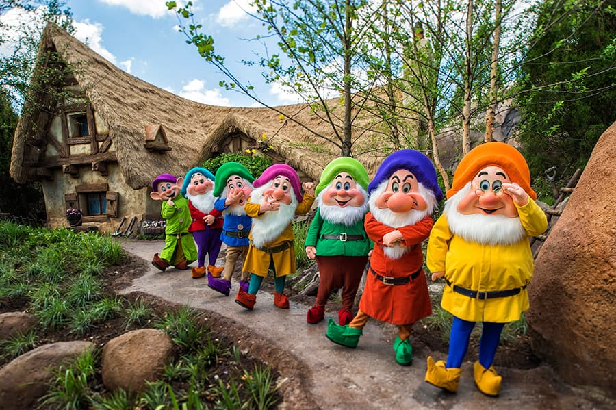 Top Ten Disney Parks Moments that Will Go Down in History from 2014
