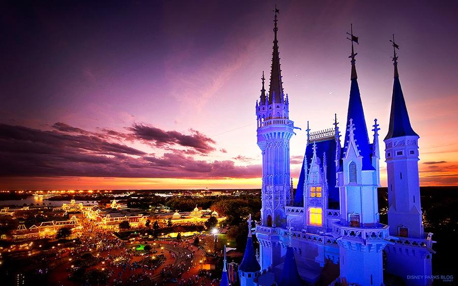 Merry Christmas From Magic Kingdom Park Disney Parks Blog