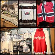Gift Ideas From Norway Pavilion in Epcot at Walt Disney World Resort