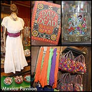 Gift Ideas From Mexico Pavilion in Epcot at Walt Disney World Resort