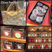 Gift Ideas From China Pavilion in Epcot at Walt Disney World Resort