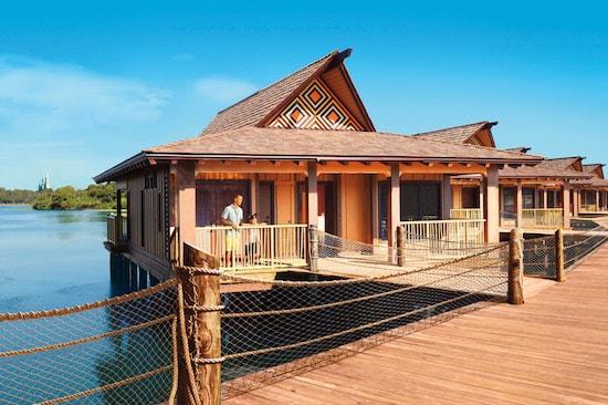 Sales Begin Soon for Disney's Polynesian Villas & Bungalows