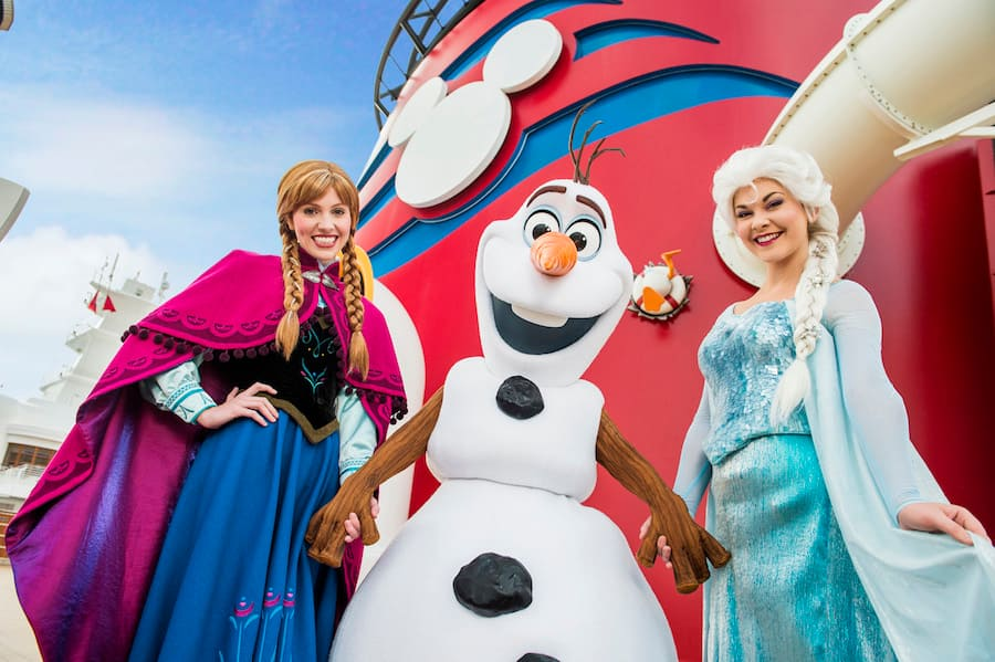 Land of 'Frozen' Coming to Disney Cruise Line This Summer