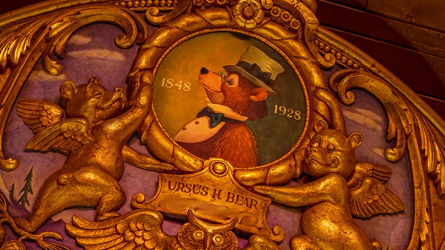 Finish that Disney Parks Sign: Country Bear Jamboree