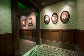 Sneak Peek: Interactive Queue To Debut At Peter Pan's Flight at Magic Kingdom Park