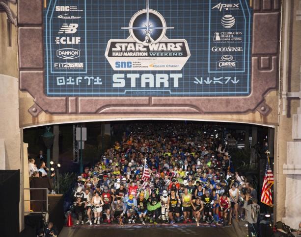 2015 Star Wars Half Marathon