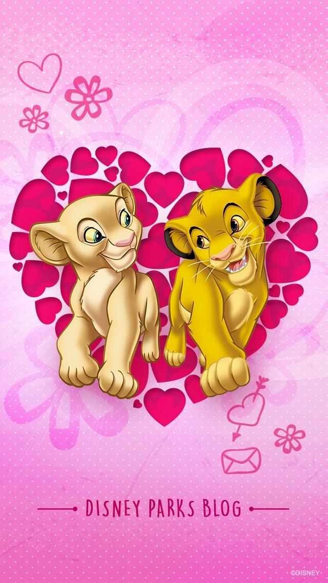 Celebrate Valentines Day With Simba Amp Nala Disney Parks
