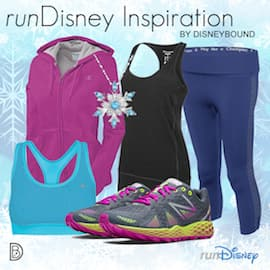 Anna-Inspired Outfit Perfect for runDisney Disney Frozen 5K