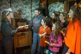 Haunt Your Disney Side Winners Celebrate with Once-in-a-Lifetime Experience at Magic Kingdom Park