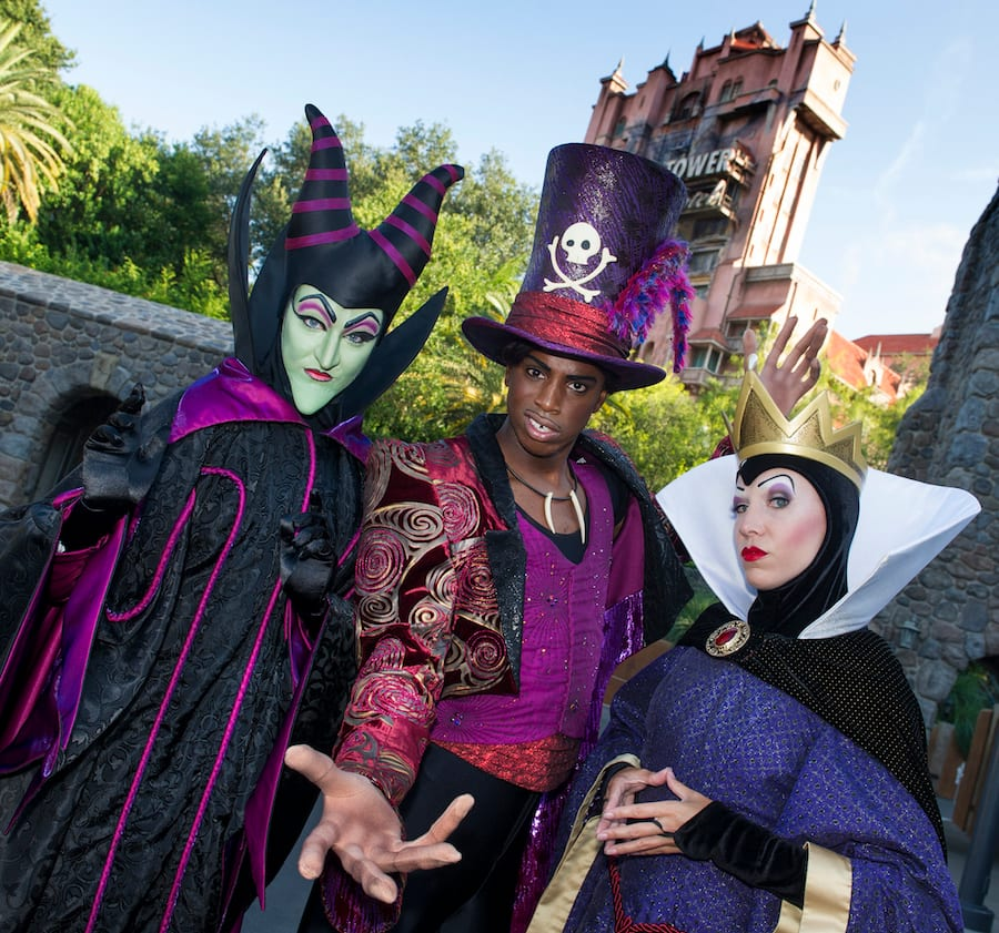 Its friday the 13th happy villaintines day disney parks blog friday the 13th mischief is bi coastal at disney parks during unleash the villains event m4hsunfo
