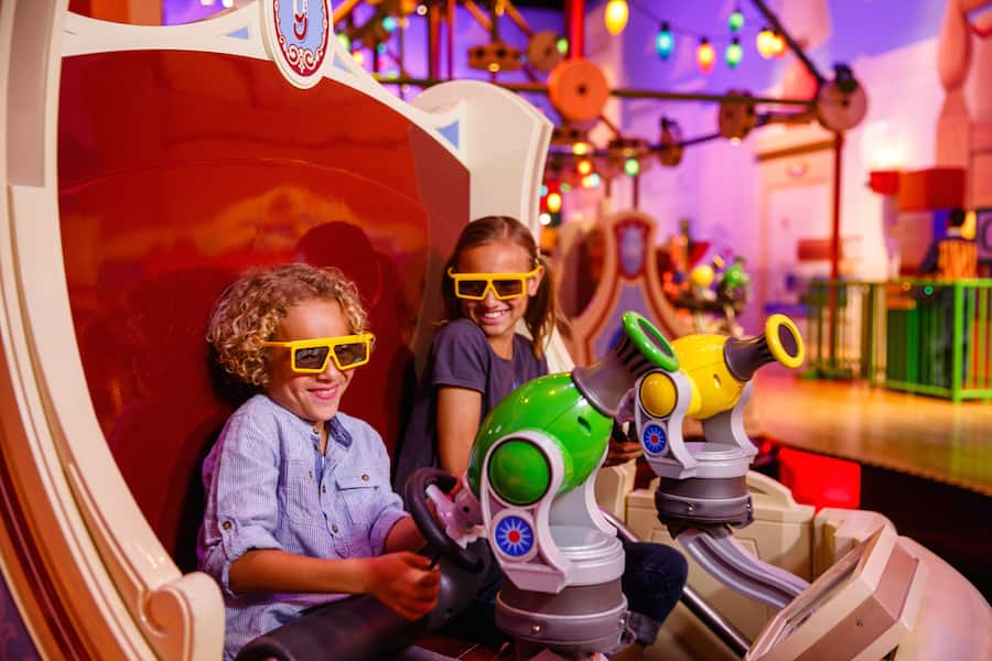 More Opportunities To Soar Enjoy Toy Story Mania Coming To Walt