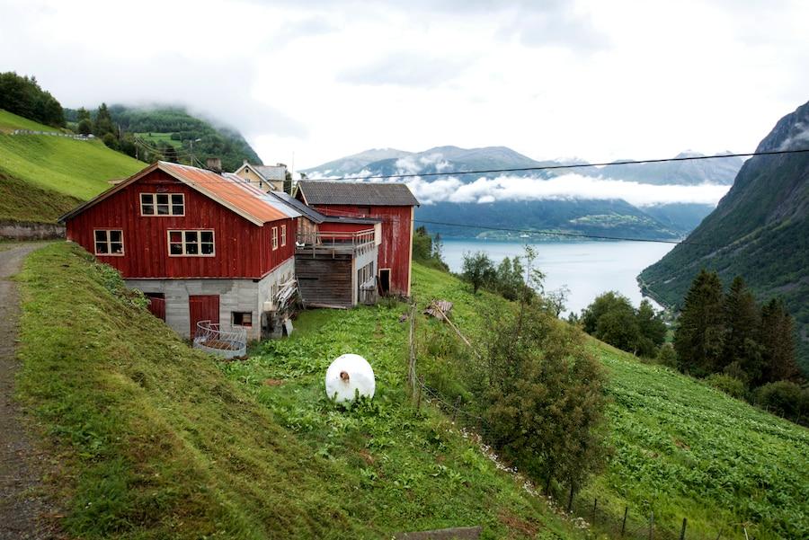 Adventures in Geiranger, Norway with Disney Cruise Line
