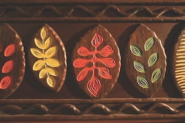 Playful Design Touches in the New Disney's Polynesian Villas & Bungalows Deluxe Studio at Walt Disney World Resort