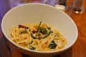 Island Pasta with Shrimp from Shutters at Old Port Royale at Walt Disney World Resort