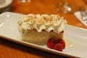 Tres Leches Cake from Shutters at Old Port Royale at Walt Disney World Resort