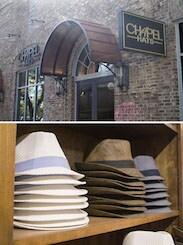 Chapel Hats at The Landing at Downtown Disney