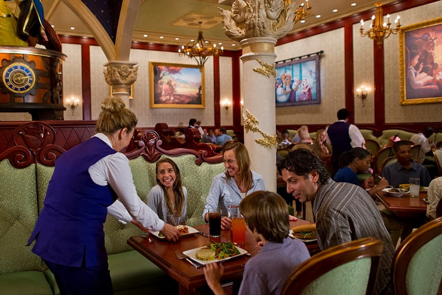 Coming Soon Lunch Reservations At Be Our Guest Restaurant