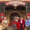 Trolley Car Café Opens, Now Serving Starbucks at Disney's Hollywood Studios
