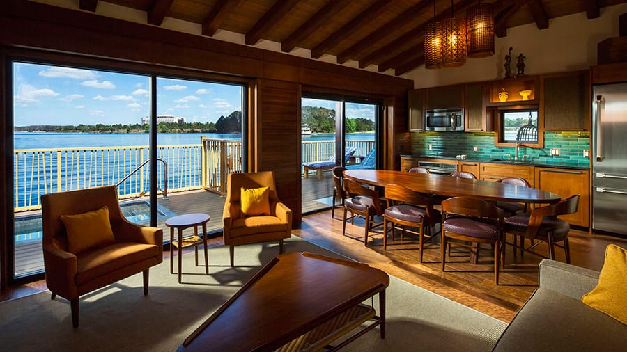A Look Inside the Bungalows at Disney's Polynesian Villas & Bungalows    Disney Parks Blog