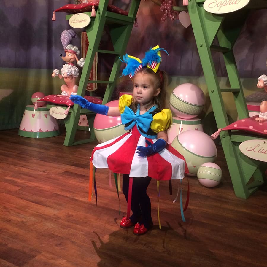 Disney You Re Amazing: #DisneyKids: Young Girl Overcomes Shyness With Amazing