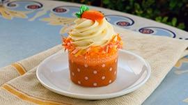 New Carrot Cake at Jolly Holiday Bakery Café in Disneyland Park