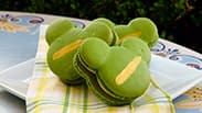 New Macaroons at Jolly Holiday Bakery Café in Disneyland Park