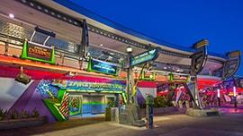 Buzz Lightyear Space Ranger Spin at Walt Disney World Resort
