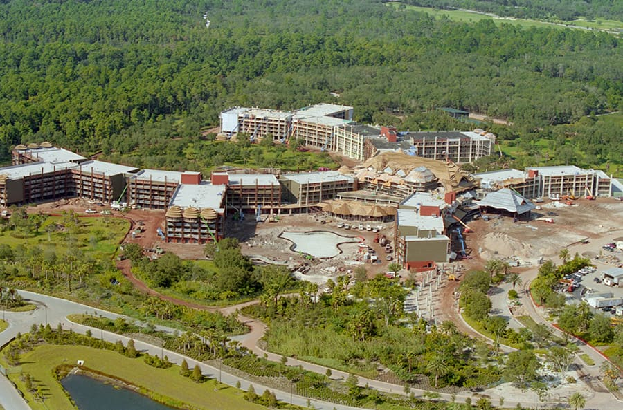 Disney Days Of Past: Disney's Animal Kingdom Lodge
