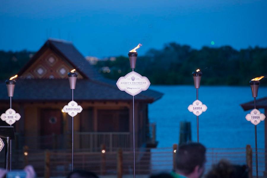 This Week in Disney Parks Photos: Disney's Polynesian Villas & Bungalows Celebrate A Grand Opening