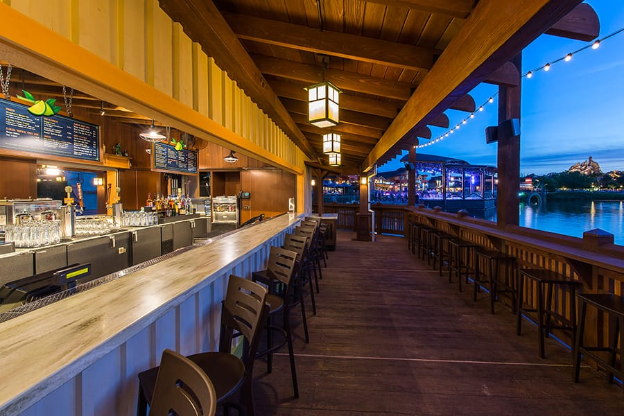 Dockside Margaritas Opens Today at Downtown Disney at Walt Disney World Resort