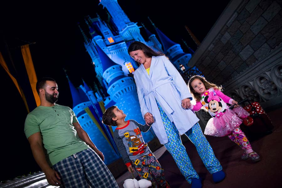 Enter the Coolest Summer Disney Side Contest for a Chance to Win a Sleepover in the Cinderella Castle Suite!