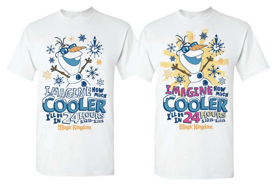 6238b04a552a  Coolest Summer Ever  Commemorative Shirt Coming to Magic Kingdom Park for  24-Hour Party